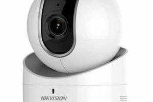 Camera Wifi IP Robot 1MP Hikvision DS-2CV2Q01EFD-IW