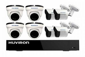 Bộ kit 8 camera IP Huviron F-KIT8