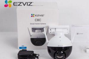 Camera Wifi ngoài trời quay 360độ EZVIZ C8C HD1080P