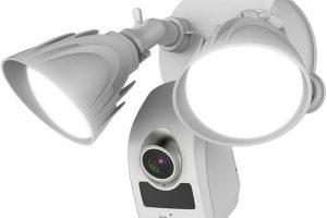 Camera wifi ngoài trời tích hợp đèn pha 2.0MP EZVIZ CS-LC1