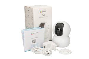 Camera Wifi quay quét thông minh ZVIZ CS-TY2 (Tặng thẻ 32Gb)