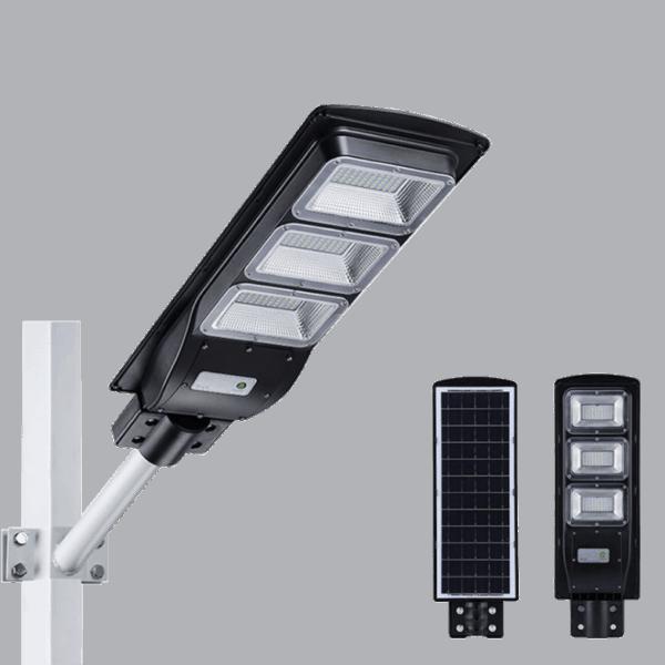 Đèn đường liền thể năng lượng mặt trời 60W - Thiết bị an ninh 365